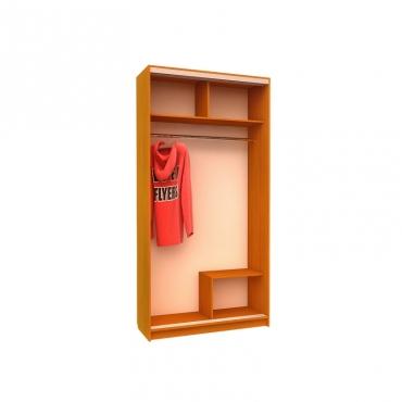 Шкаф-купе Ника 9 (двери фотопечать)
