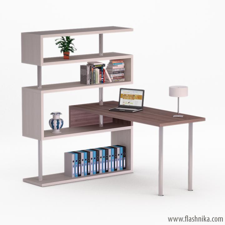 компьютерный стол для двоих детей