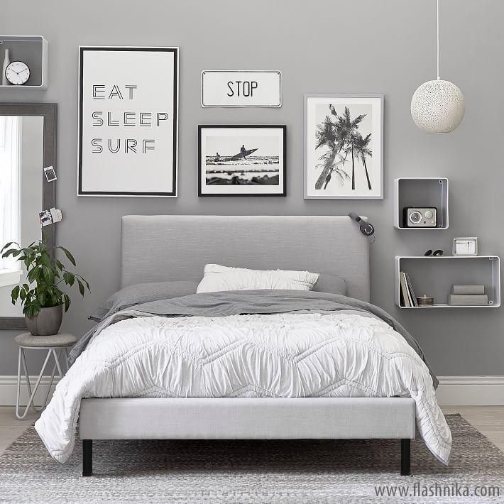 Обустраиваем уютную спальню выгодно: где купить кровати мягкие?