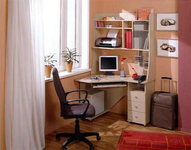 угловой компьютерный стол для школьника купить компьютерный стол